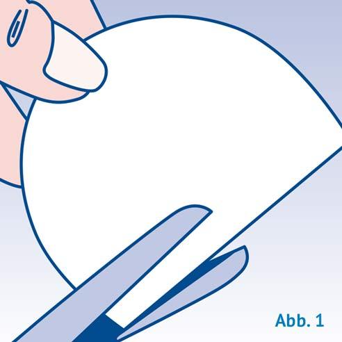 Oberkiefer-Prothese - Schritt 1 - Protefix Haft Polster | Protefix